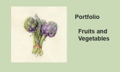 Portfolio - FRUITS and VEGETABLES