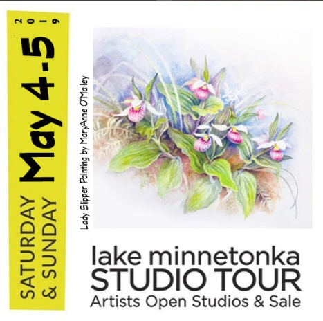 Lake Mtka Studio Tour 2019